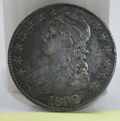 1832 Capped Bust Half Dollar Small Letters O-103 R1 XF  #