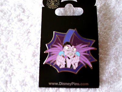 Disney * YZMA - Emperors New Groove Villain * New on Card Trading Pin