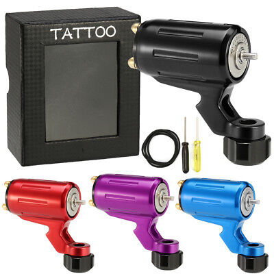 Tattoomaschine Rotary Profi Mabuchi Tattoo Maschinen Gun Shader Liner Kit Multi-