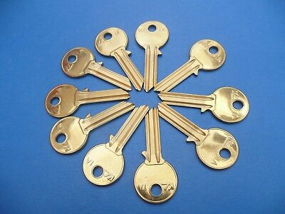 Yale Type 1A Key Blanks Brass 5 Pin Made in the UK FREE P&P