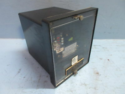 General Electric 12HFC21B1A Instantaneous Overcurrent Relay GE 50/60Hz HFC-21B1A