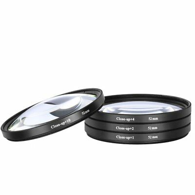 Macro Close up Lenses Lens Filters for Canon EF 50mm f/1.8 II Lens
