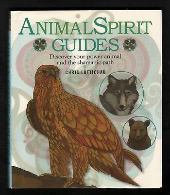 Animal Spirit Guides - HCDJ - Heal the Past - NEW - MINT - Follow Your Life Path