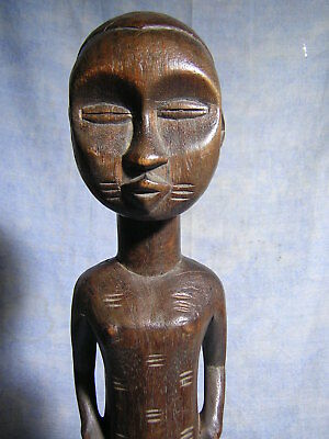 Tres Bel Ancetre Mossi Burkina Faso Statue Africaine African Art Africain Masque