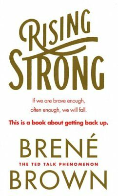Rising Strong by Brene Brown 9780091955038 (Paperback, 2015)