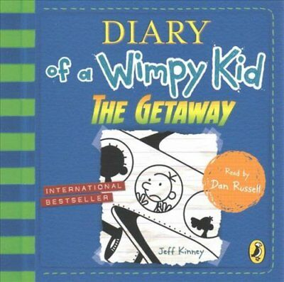Diary of a Wimpy Kid: The Getaway (book 12) by Jeff Kinney 9780141385303