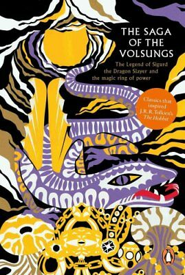The Saga of the Volsungs by Jesse L. Byock 9780141393681 (Paperback, 2013)