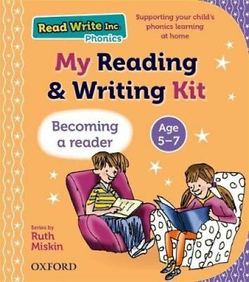 Read Write Inc.: My Reading and Writing Kit: Becoming a Reader by Oxford...