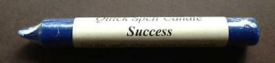 SUCCESS Quick Spell Ritual Candle!