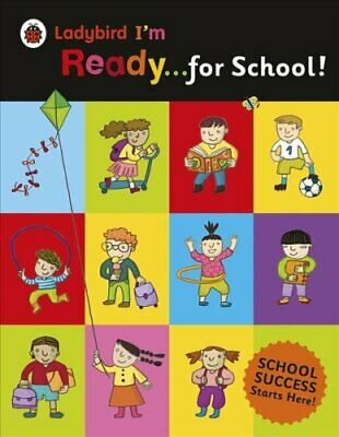 Ladybird I'm Ready for School! 9780241215975 (Paperback, 2016)