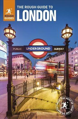 The Rough Guide to London by Rough Guides 9780241306321 (Paperback, 2018)