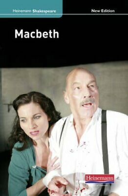 Macbeth (new edition) by John Seely 9780435026448 (Hardback, 2010)