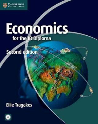 Economics for the IB Diploma with CD-ROM by Ellie Tragakes 9780521186407