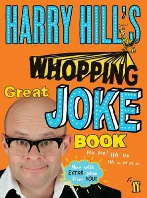 Harry Hill's Whopping Great Joke Book by Harry Hill 9780571241811