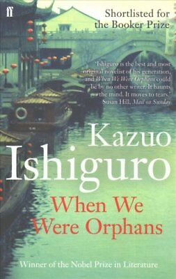 When We Were Orphans by Kazuo Ishiguro 9780571283880 (Paperback, 2013)