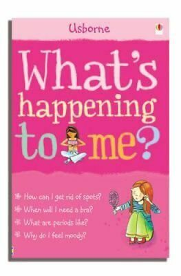 What's Happening To Me? Girl 9780746069950 (Paperback, 2006)