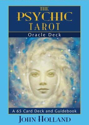 The Psychic Tarot Oracle Deck by John Holland 9781401918668 (Cards, 2008)