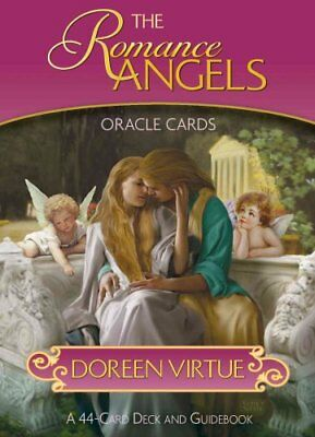 The Romance Angels Oracle Cards by Doreen Virtue 9781401924768 (Cards, 2012)