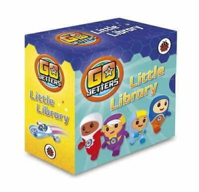Go Jetters: Little Library by Go Jetters (Board book, 2017)