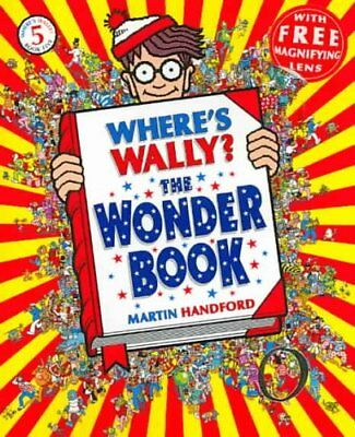 Where's Wally? The Wonder Book by Martin Handford 9781406313239