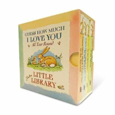 Guess How Much I Love You Little Library by Sam McBratney 9781406330182