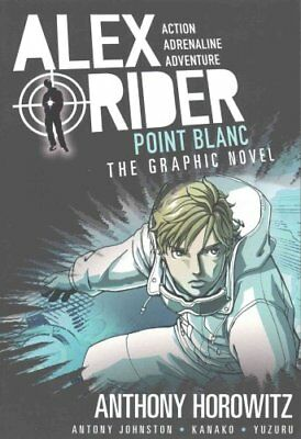 Point Blanc Graphic Novel by Horowitz 9781406366334 (Paperback, 2016)