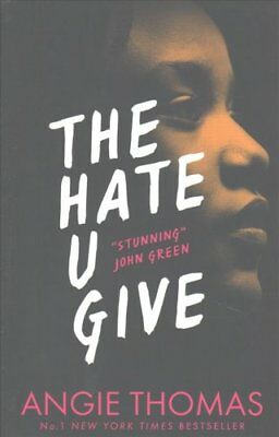 The Hate U Give by Angie Thomas (Paperback, 2017)