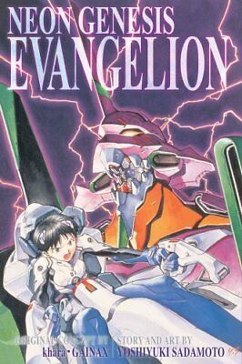Neon Genesis Evangelion 3-in-1 Edition, Vol. 1 Includes vols. 1... 9781421550794