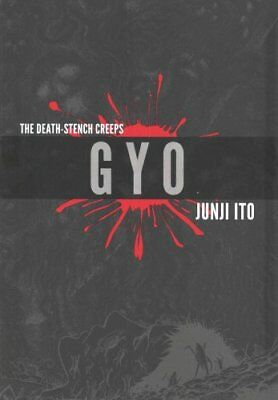 Gyo 2-in-1 Deluxe Edition by Junji Ito 9781421579153 (Hardback, 2015)
