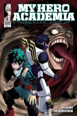 My Hero Academia, Vol. 6 by Kohei Horikoshi 9781421588667 (Paperback, 2016)