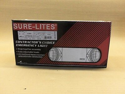 New in Sealed Box Sure-Lites CC5WH Emergency Light