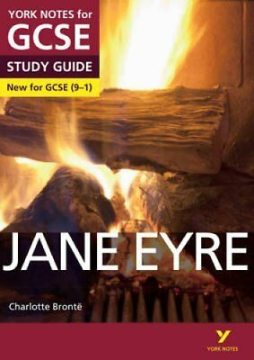 Jane Eyre: York Notes for GCSE (9-1) by Sarah Darragh 9781447982173