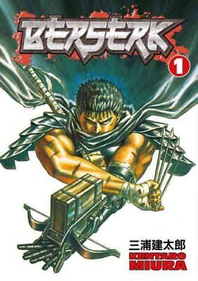Berserk Volume 1: The Black Swordsman by Kentaro Miura 9781593070205