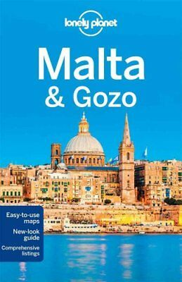 Lonely Planet Malta & Gozo by Lonely Planet 9781743215029 (Paperback, 2016)