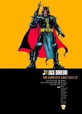 Judge Dredd: v. 22 The Complete Case Files by John Wagner 9781781082270