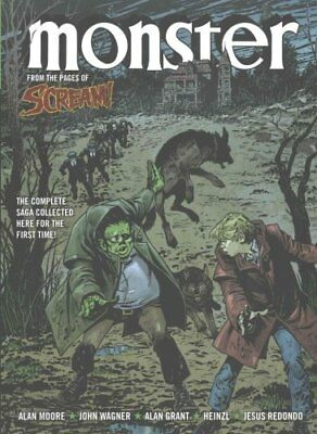 Monster by Alan Moore 9781781084533 (Paperback, 2016)