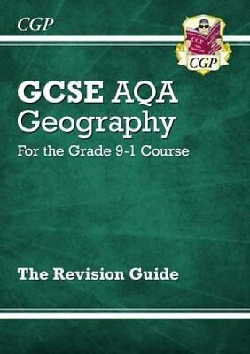 New Grade 9-1 GCSE Geography AQA Revision Guide by CGP Books 9781782946106