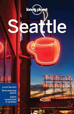 Lonely Planet Seattle by Lonely Planet (Paperback, 2017)