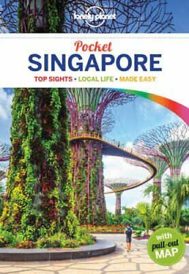 Lonely Planet Pocket Singapore by Lonely Planet 9781786575326 (Paperback, 2017)