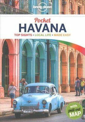 Pocket Havana by Lonely Planet 9781786576996 (Paperback, 2017)
