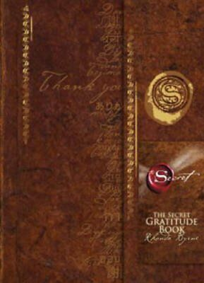 Secret Gratitude Book by Rhonda Byrne 9781847371881 (Hardback, 2007)
