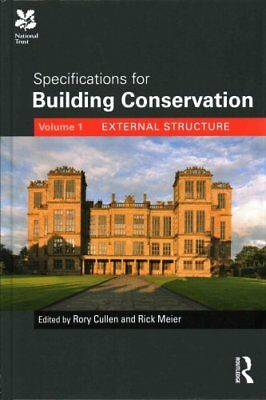 Specifications for Building Conservation Volume 1: External Str... 9781873394809