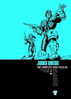 Judge Dredd: Complete Case Files v. 8 by John Wagner 9781905437276