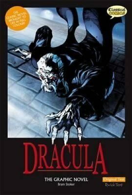 Dracula The Graphic Novel Original Text by Bram Stoker 9781906332259