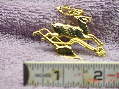 John Deere Deer And Plow Pin