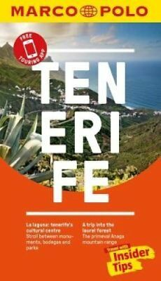 Tenerife Marco Polo Pocket Travel Guide 2018 - with pull out map 9783829707879