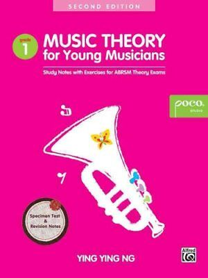 Music Theory For Young Musicians Grade 1 by Ying Ying Ng 9789671000311