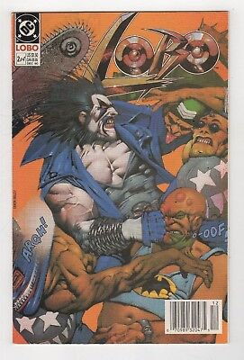 DC Comics Lobo #2 Copper Age