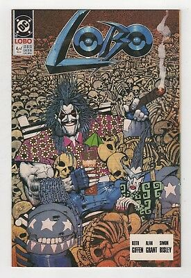 DC Comics Lobo #4 Copper Age