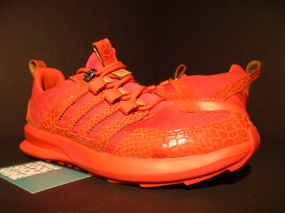 official photos c65b5 608f4 2015 Adidas Sl Loop Runner Tr Trail Reptile Red Gold Ultra Boost S85682 7.5
